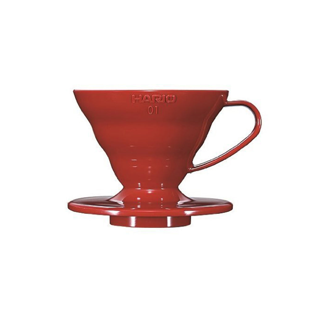 HARIO V60 COFFEE DRIPPER 01 - RED