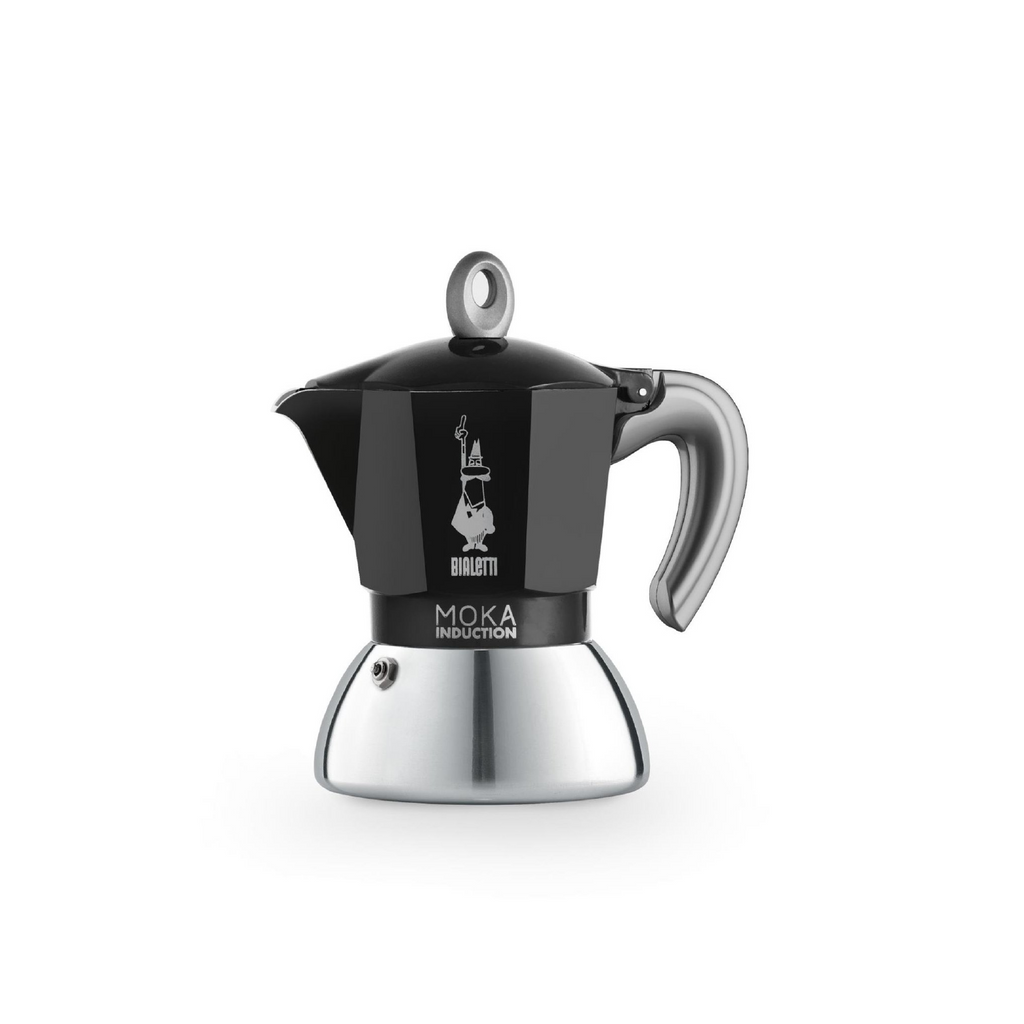 BIALETTI INDUCTION STOVETOP - 3 CUP