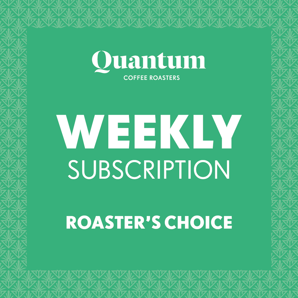 Roaster's Choice - Weekly Subscription
