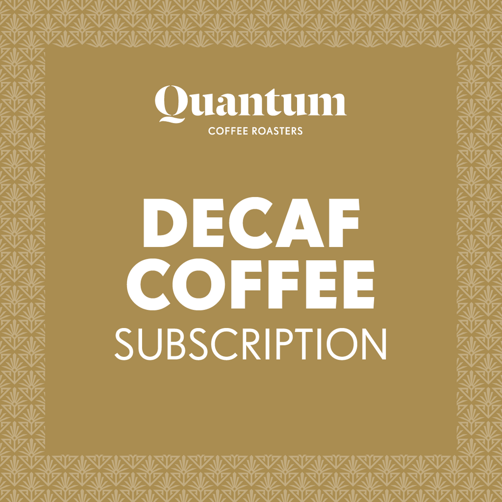Decaf  Coffee Subscription - Monthly