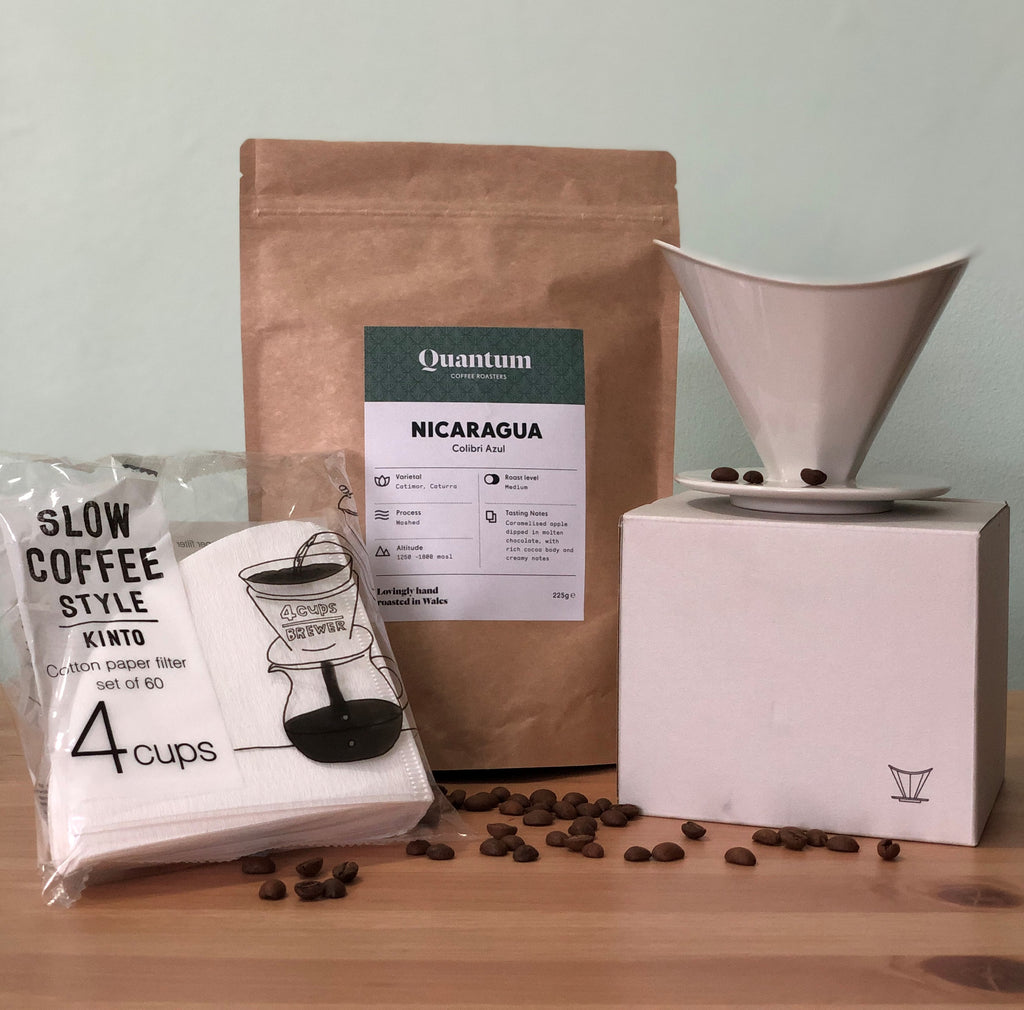 The Posh Pour Over Starter Kit