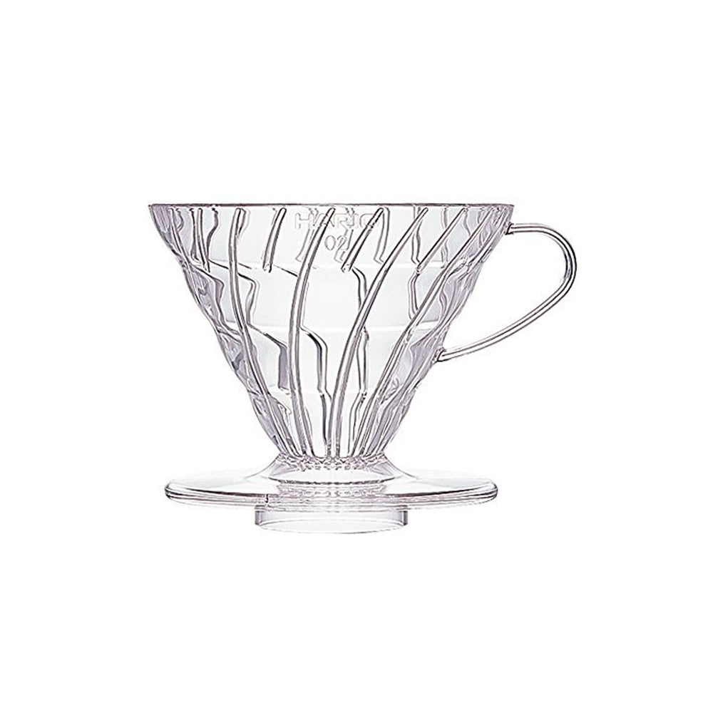 HARIO V60 COFFEE DRIPPER 01 - CLEAR