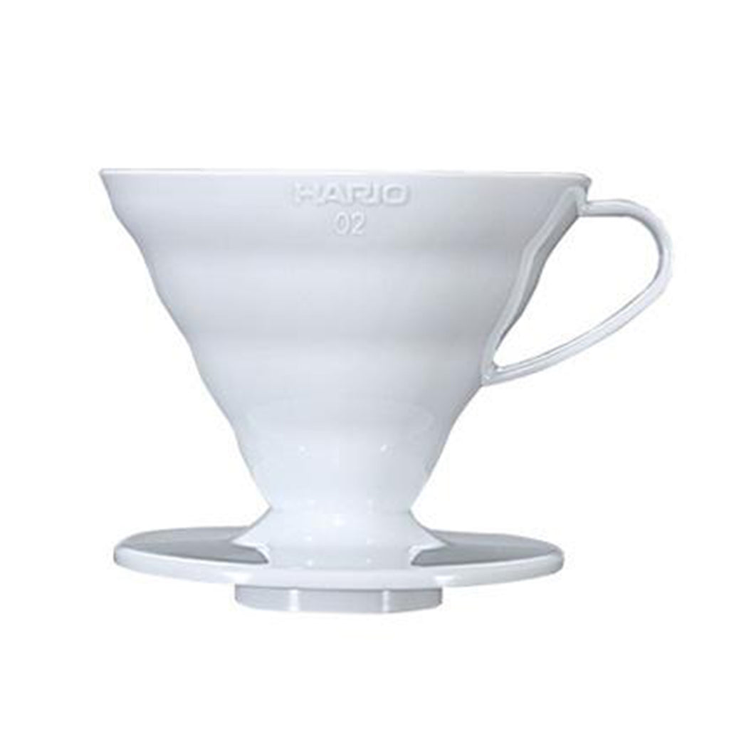 HARIO V60 COFFEE DRIPPER 02 - WHITE
