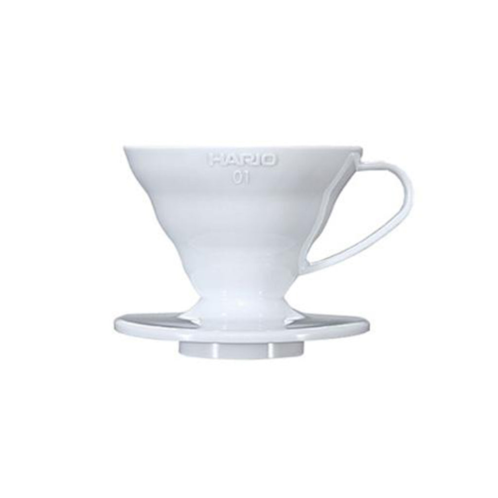 HARIO V60 COFFEE DRIPPER 01 - WHITE