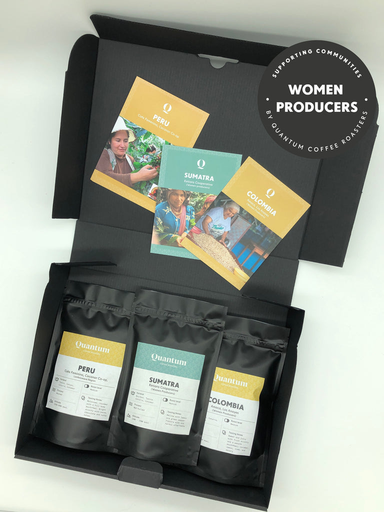 Women Coffee Producers Gift Box