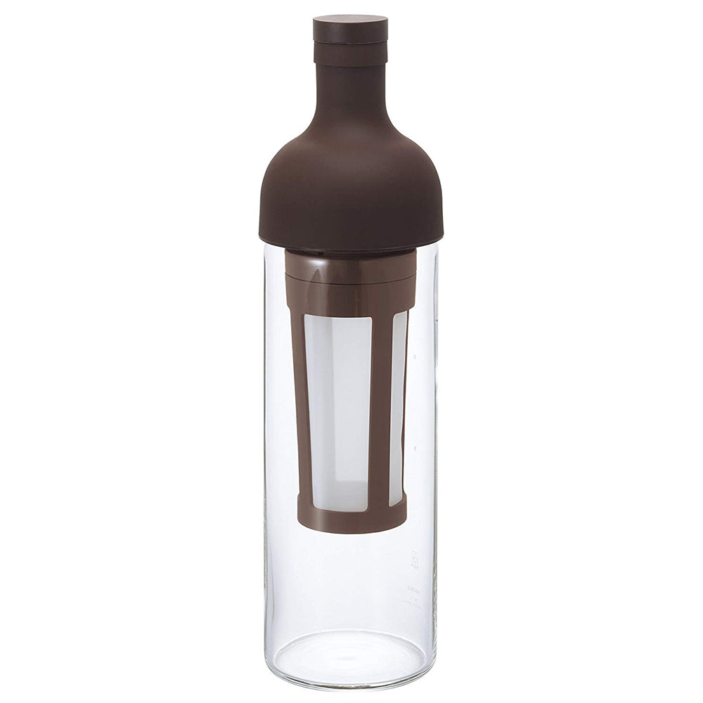 COLD BREW COFFEE FILTER IN BOTTLE - CHOCOLATE BROWN