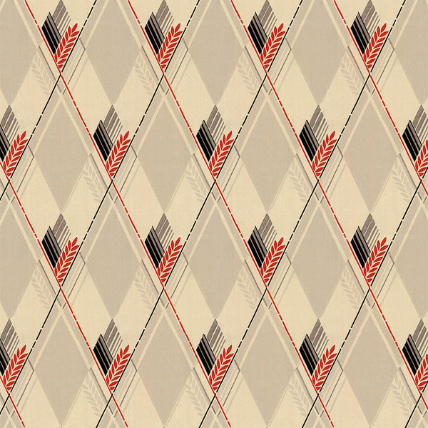 Cyril | 1920s-1930s Wallpaper | On Air Design