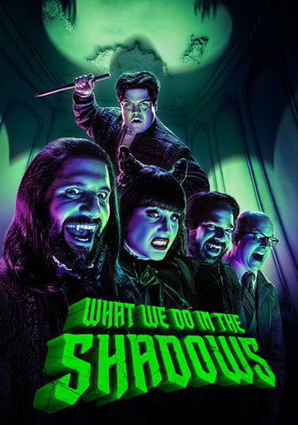 What We Do in the Shadows | On Air Design