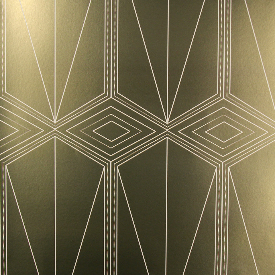 Deco - Gilded Wallpaper