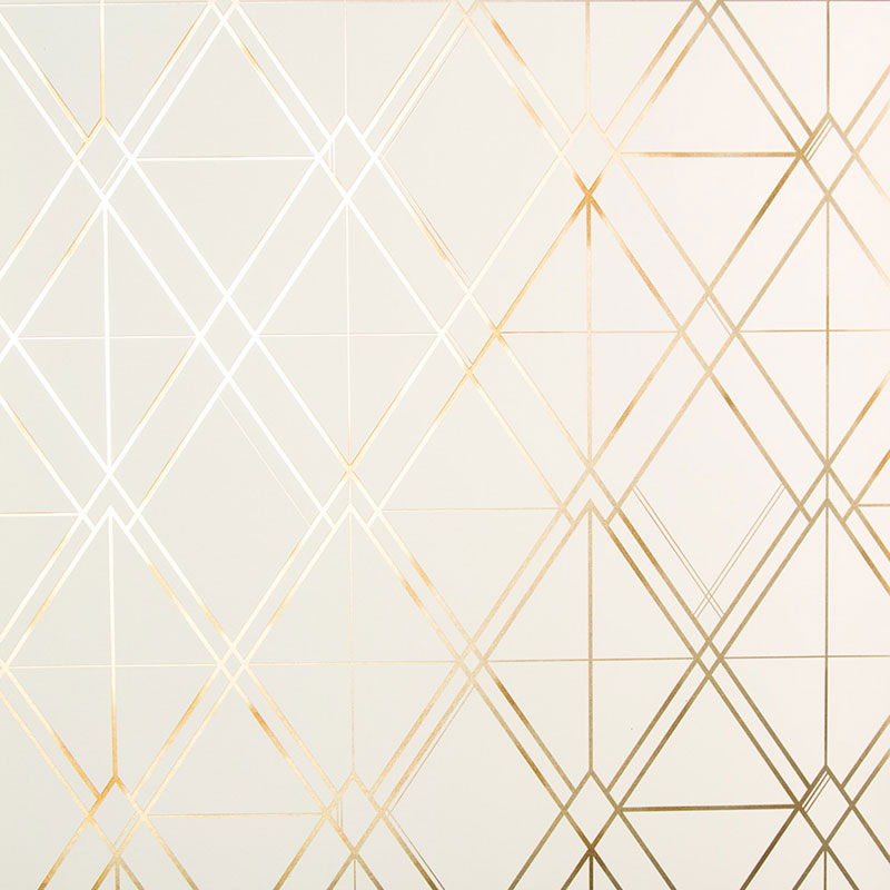Jazz Age - Gilded Wallpaper