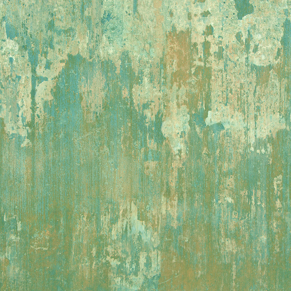 Copper - Oxidized Mural