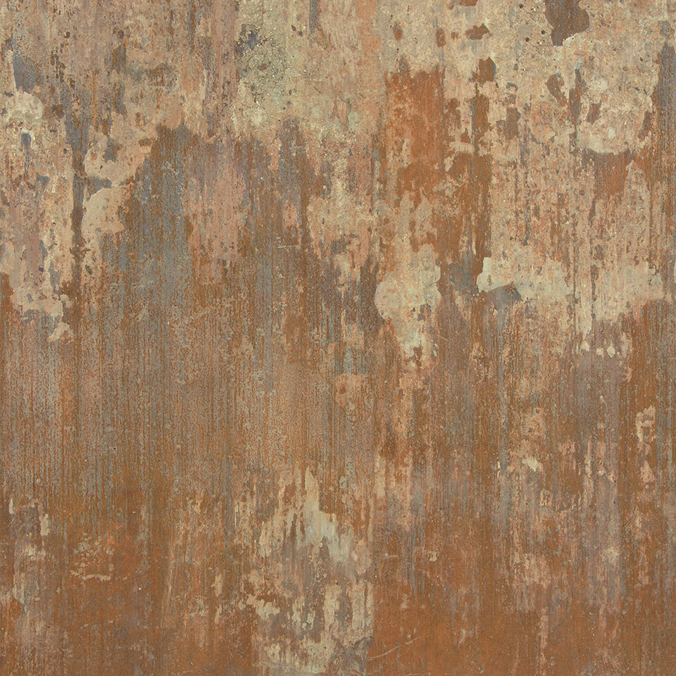 Copper - Rust Mural