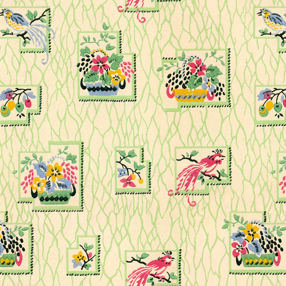 Birds of a Feather Wallpaper