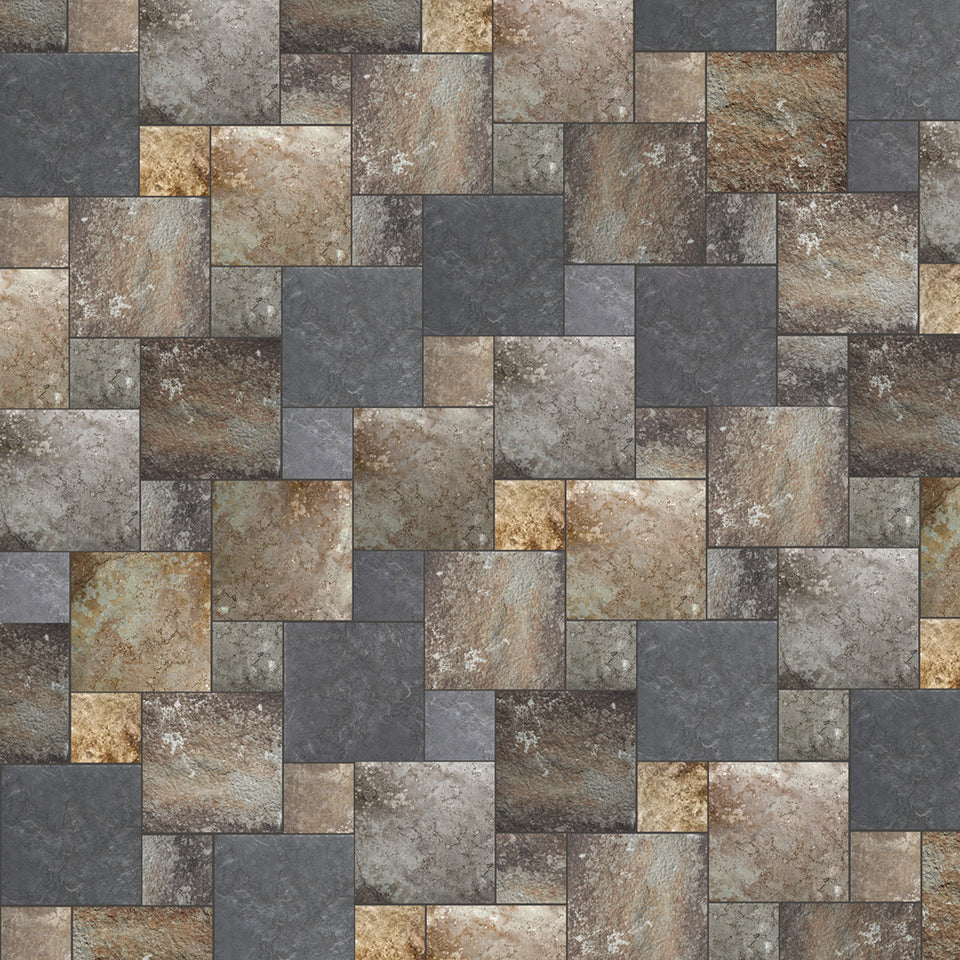 Stone Tile Wallpaper