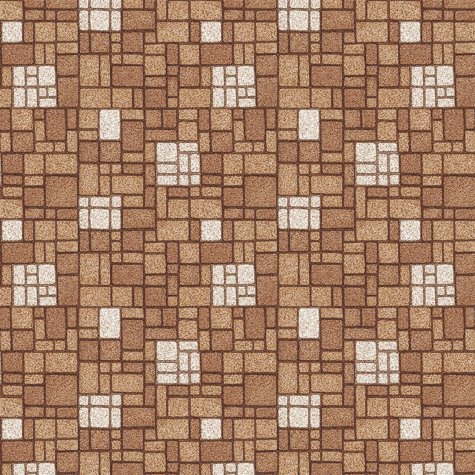 70s Kitchen Floor Tile Wallpaper