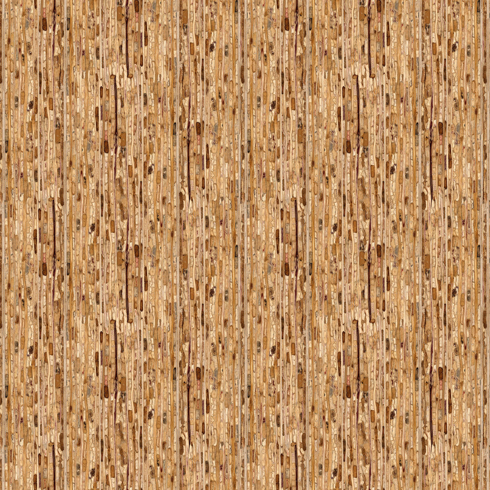 Mixed Wood Pattern Wallpaper