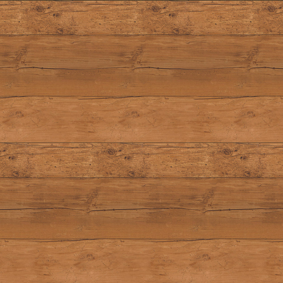 Rustic Wood Planks Wallpaper