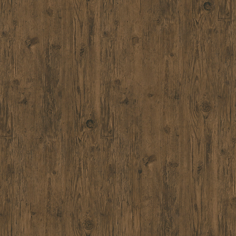 Dark Wood Grain Board WW Wallpaper