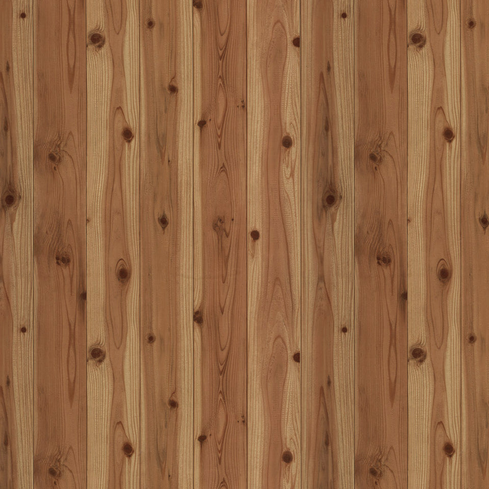 Wood Knot Planks Wallpaper