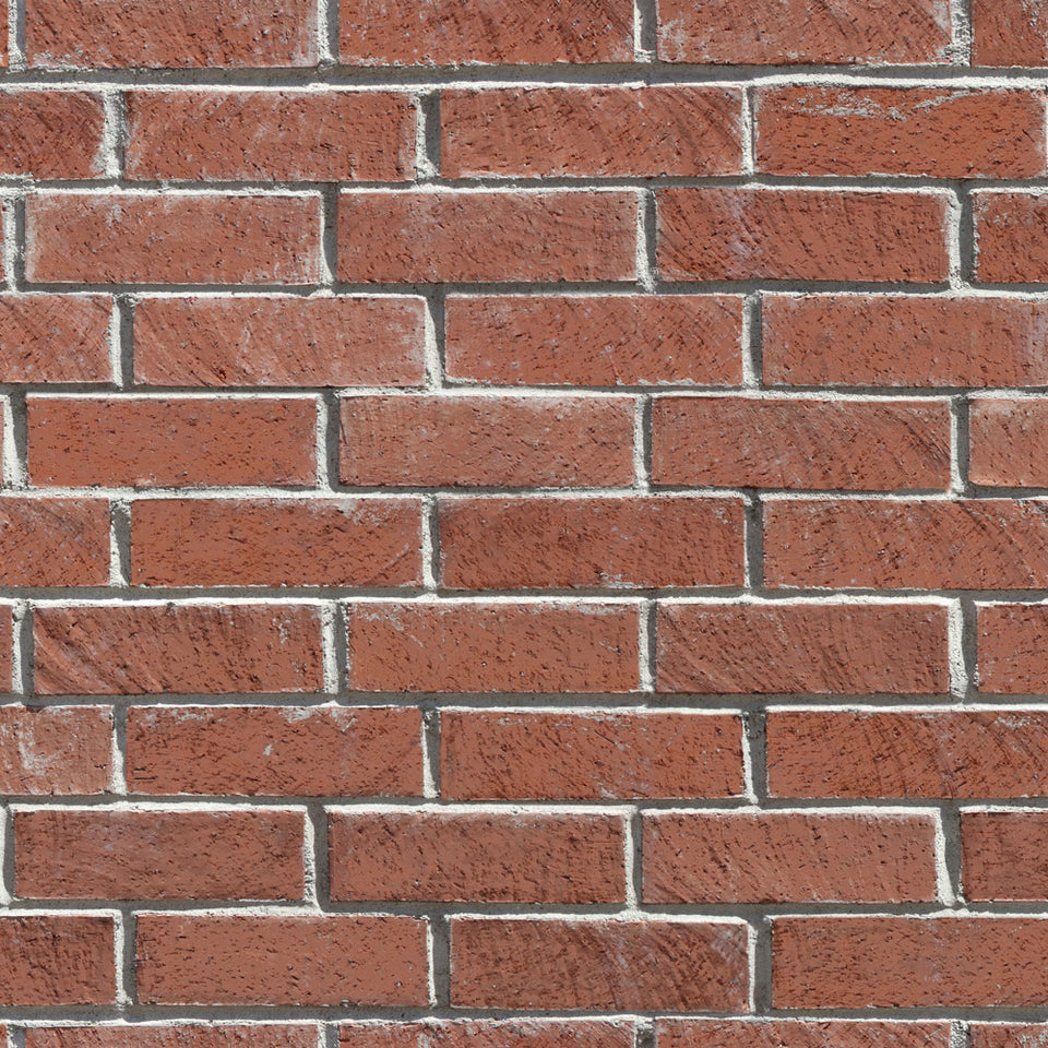 Dark Red Brick Wallpaper