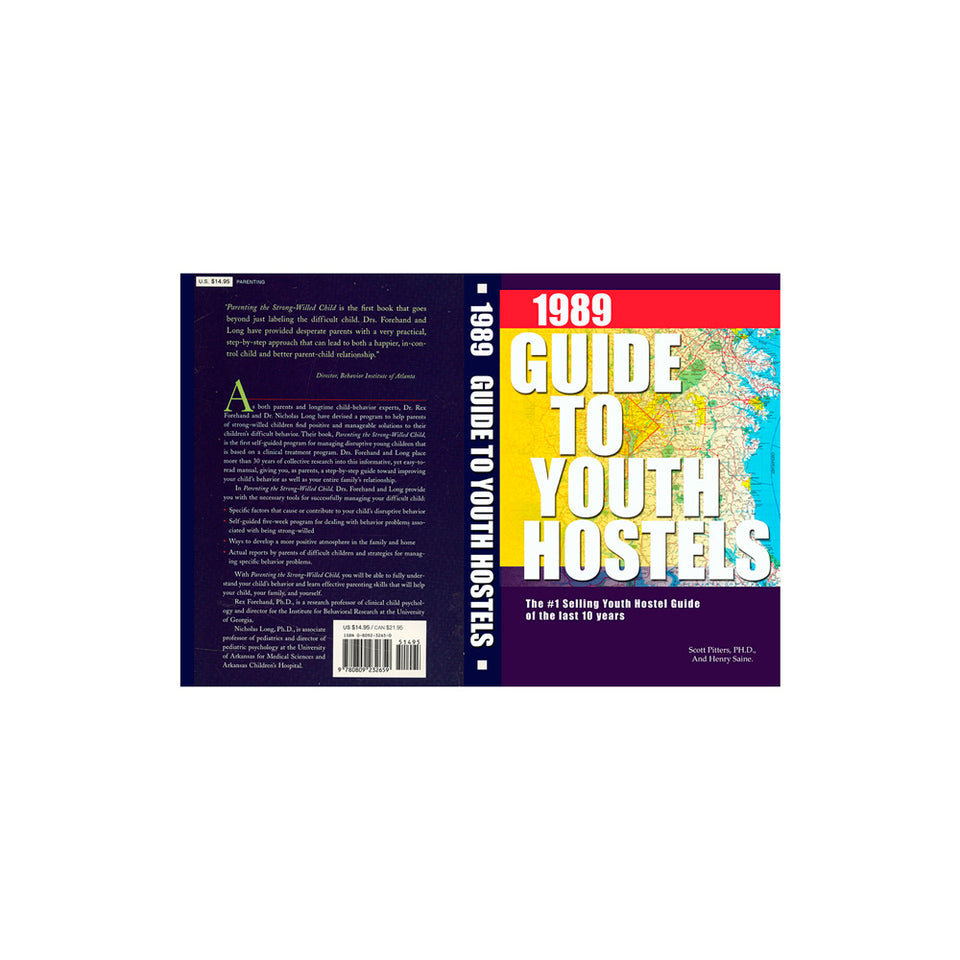 Travel Youth Hostels Book Cover Wallpaper
