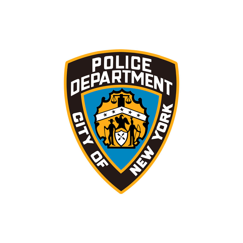 New York Police Wallpaper