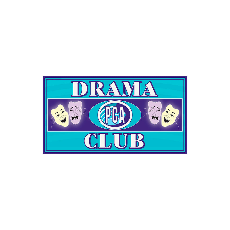 Drama Club Banner Wallpaper