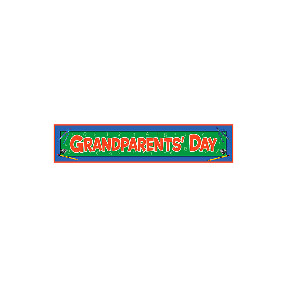 Grandparents Day Banner Wallpaper