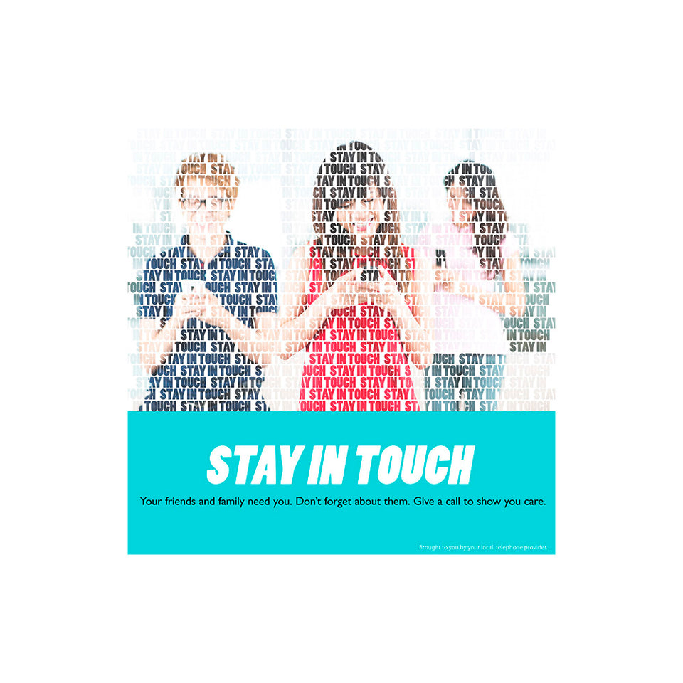 Stay in Touch Wallpaper