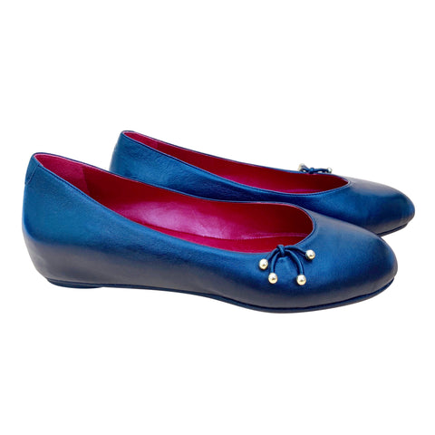 Kira Bani Ballet flats come in variety of sizes and widths