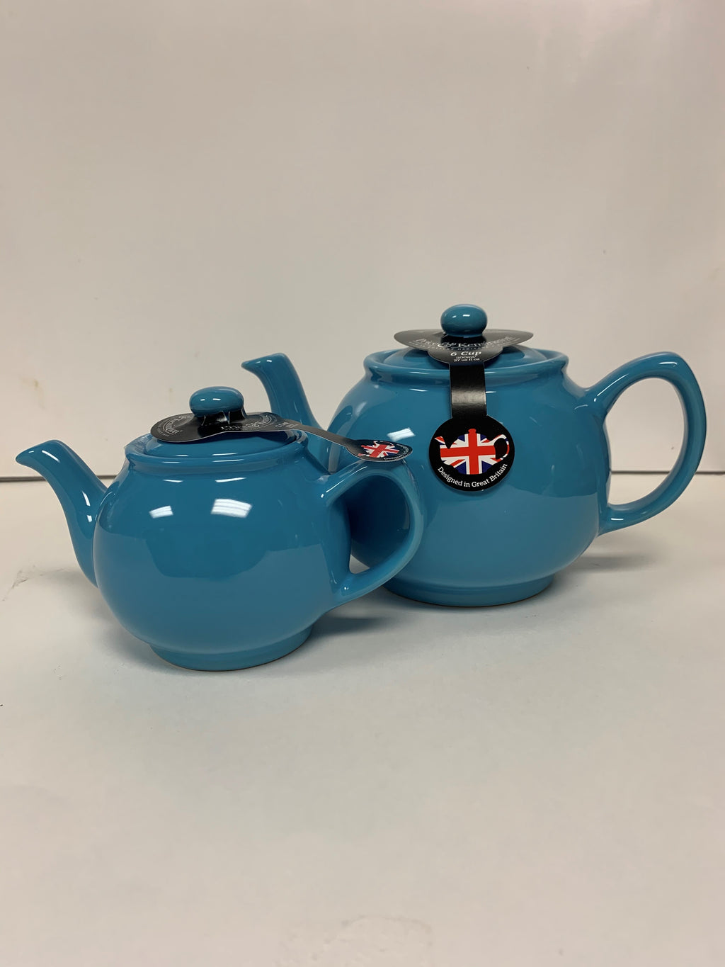 2 Cup and 6 Cup Tea Pots