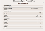 Load image into Gallery viewer, Cinnamon Spice Pyramid