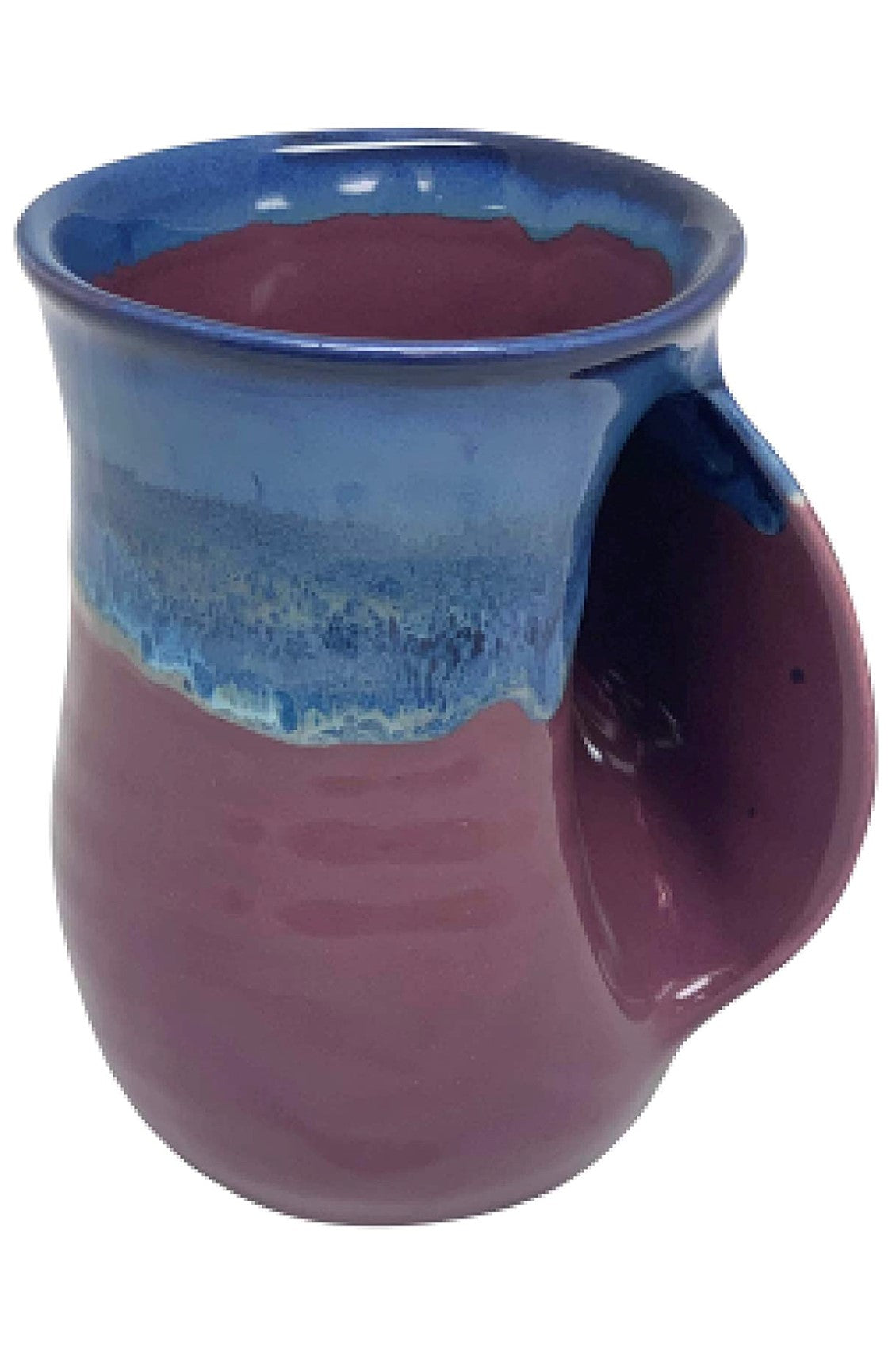 Purple Passion Handwarmer Mug