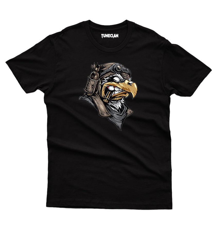 Warrior Eagle T-Shirt - TuneClan