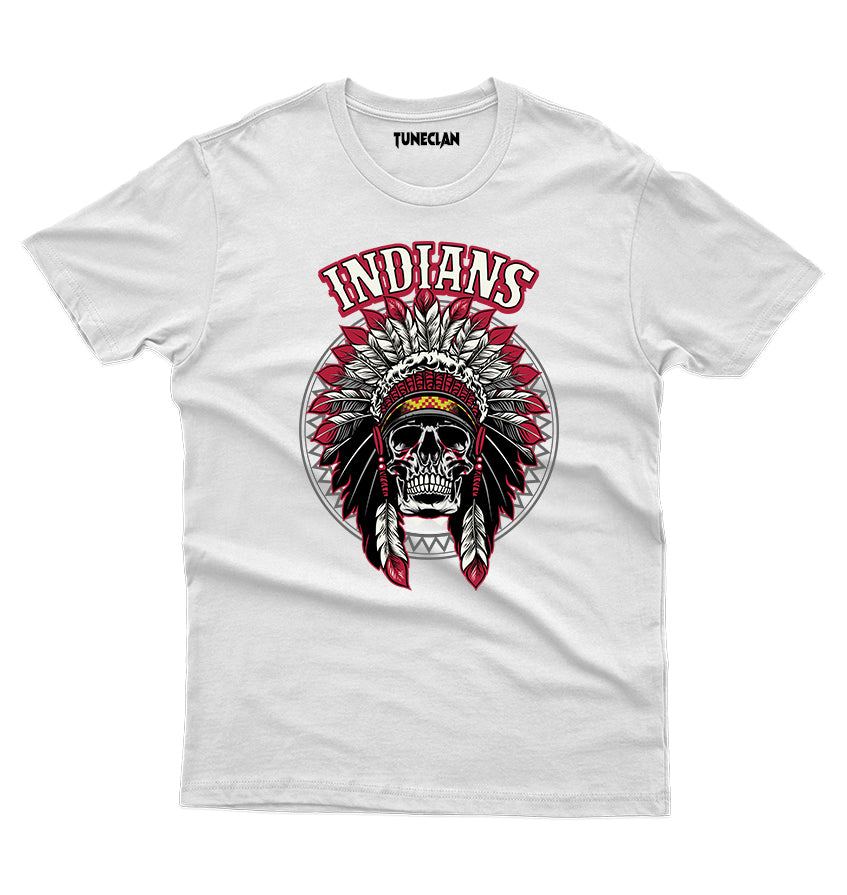 Indians T-shirt - TuneClan