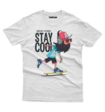 Stay Cool T-Shirt - TuneClan
