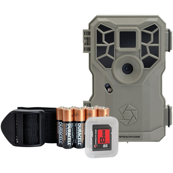 Stealth Cam 14.0-megapixel No Glo Fx Shield Camo Trail Cam GSMSTCPX18FXCM