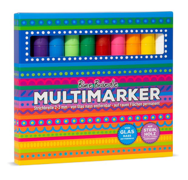 MULTIMARKER 10er Set