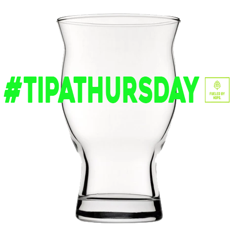 The #TIPAThursday Glass - 16oz Revival Glass (Pre-order)