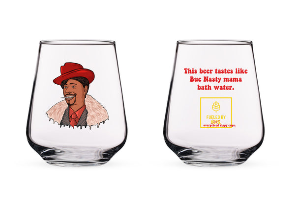 The Silky Johnson Glass - PRESALE - Ships Late July 2020
