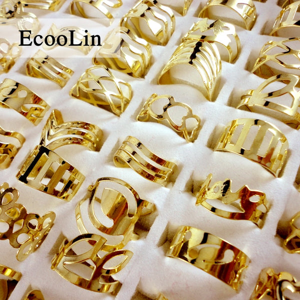 Alloy Gold Band Finger Tattoo Ring Toe Rings - ShopOnlineNG01