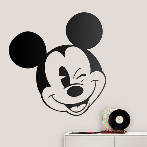 Mickey sticker