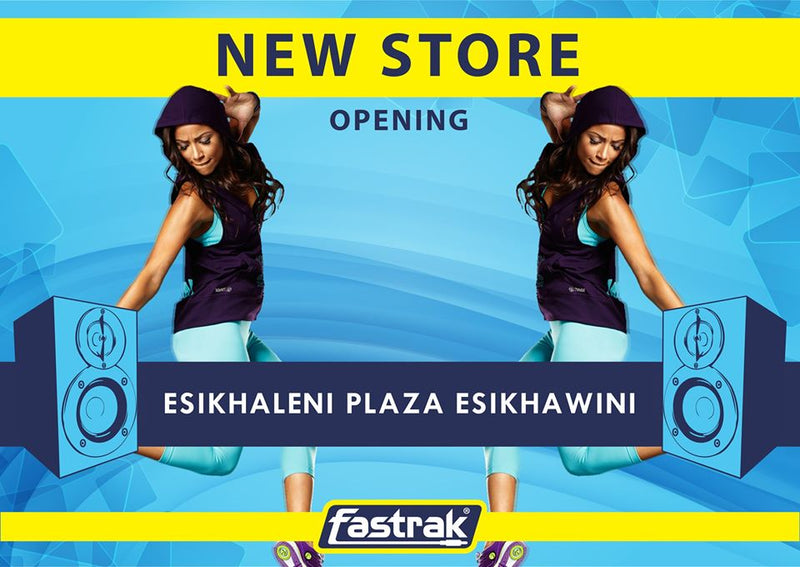 New electronics and music instrument store opening in Esikhawini, KwaZulu-Natal.