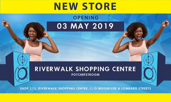 New electronics and music instrument store opening in Potchefstroom, North West