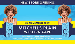New electronics and music instrument store opening in Cape Town, Western Cape.