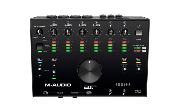 M-AUDIO® ANNOUNCES INNOVATIVE, HIGH-PERFORMANCE AIR SERIES AUDIO INTERFACES