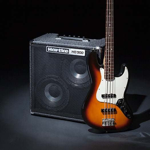 Hartke Announces the Arrival of its HD500 Bass Combo