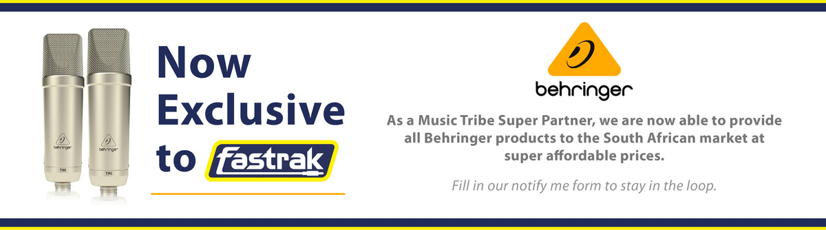 Behringer-Now-Exlusive-Fastrak