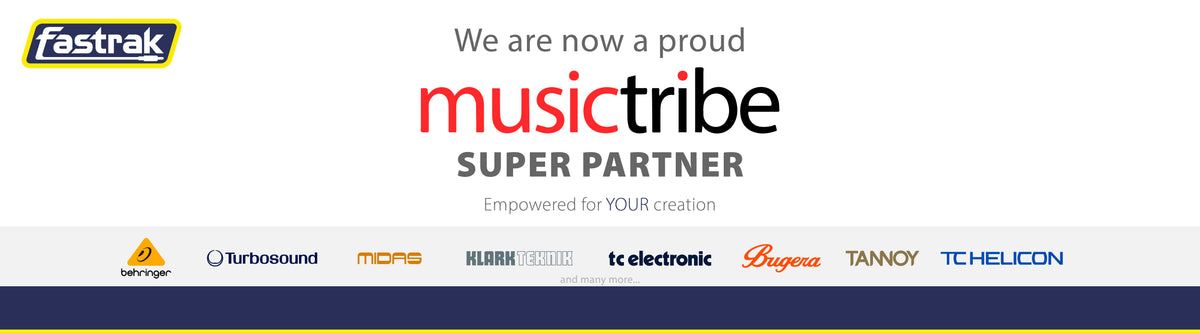 Fastrak-Music-Tribe-Super-Partner-Announcement-Web-Banner