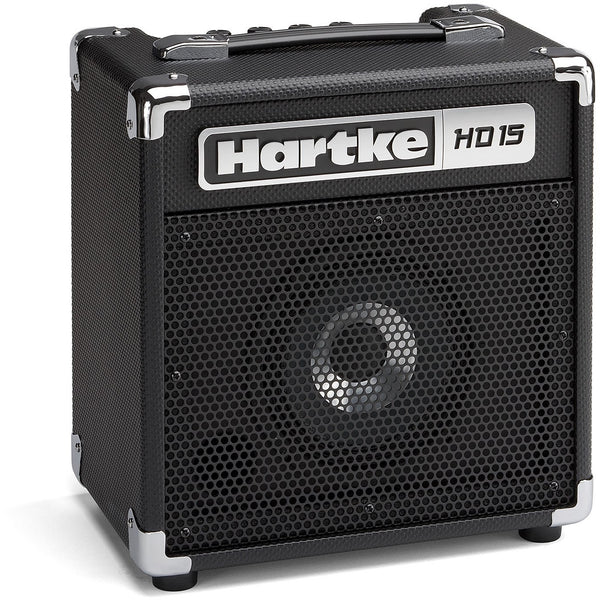 Hartke HD15 15 watts,6.5  HyDrive paper and aluminum cone driver